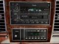 Audio System of 1990 Brougham d'Elegance