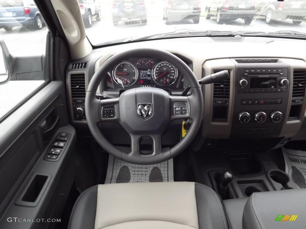 2012 dodge ram 2500 hd st crew cab 4x4 interior photo 53270992 - 2012 Dodge Ram 2500 Cummins Interior