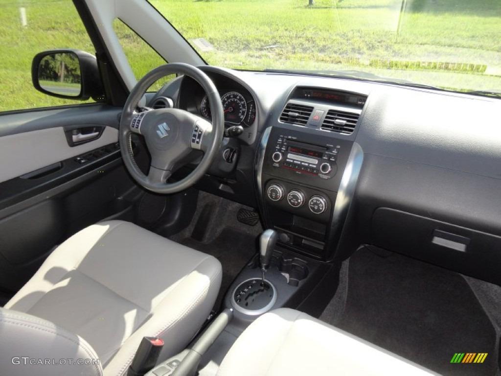 2008 suzuki sx4 interior