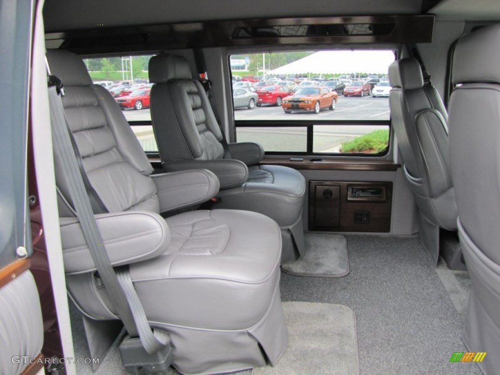 1999 Dodge Ram Van 1500 Passenger Conversion Interior
