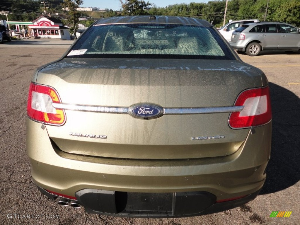 Ginger Ale 2012 Ford Taurus Limited Exterior Photo 53291754