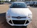 2012 White Platinum Tricoat Metallic Ford Focus SEL 5-Door  photo #7