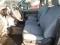 2012 Ingot Silver Metallic Ford F250 Super Duty XL SuperCab 4x4  photo #10