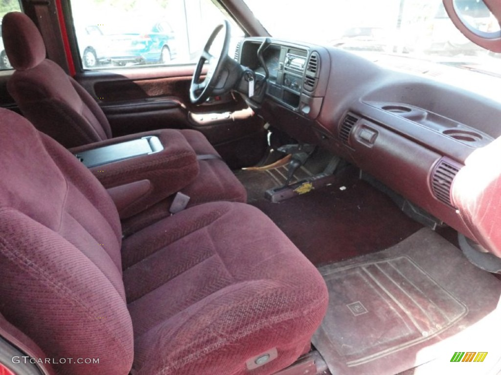 1996 chevrolet c k k1500 extended cab 4x4 interior photo. Black Bedroom Furniture Sets. Home Design Ideas