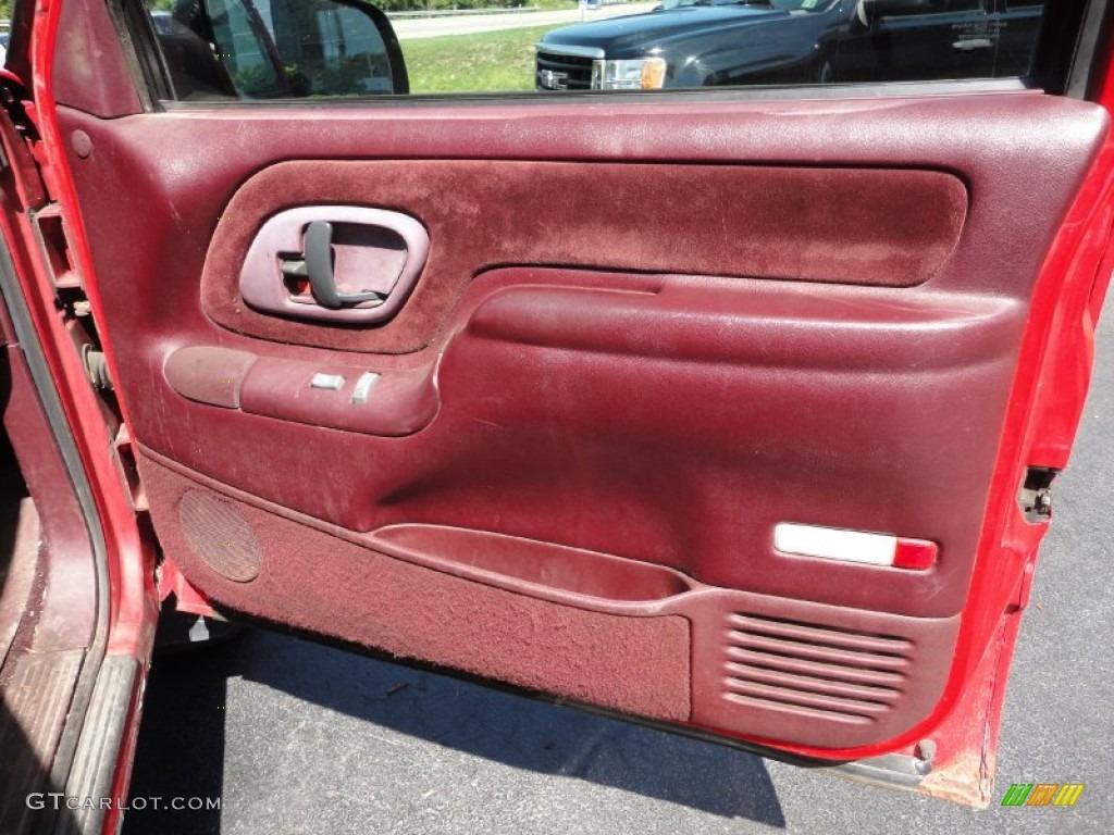 1996 Chevrolet C K K1500 Extended Cab 4x4 Door Panel