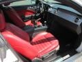 Red Leather Interior Photo for 2005 Ford Mustang #53295258