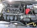 2010 Smokestone Metallic Ford Fusion S  photo #10