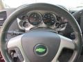 Ebony Steering Wheel Photo for 2008 Chevrolet Silverado 1500 #53300526