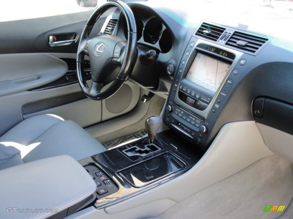 ash gray interior 2006 lexus gs 430 photo 53300898. Black Bedroom Furniture Sets. Home Design Ideas