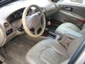 Sand Stone Beige 2004 Chrysler Concorde Interiors