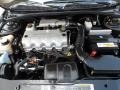 1.9 Liter SOHC 8-Valve 4 Cylinder 2001 Saturn S Series SL1 Sedan Engine