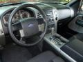Medium Flint 2007 Ford F150 Interiors