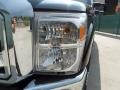 2012 Black Ford F250 Super Duty XLT Crew Cab 4x4  photo #9