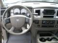 Khaki 2008 Dodge Ram 1500 Interiors