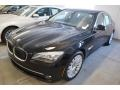 Jet Black 2012 BMW 7 Series Gallery