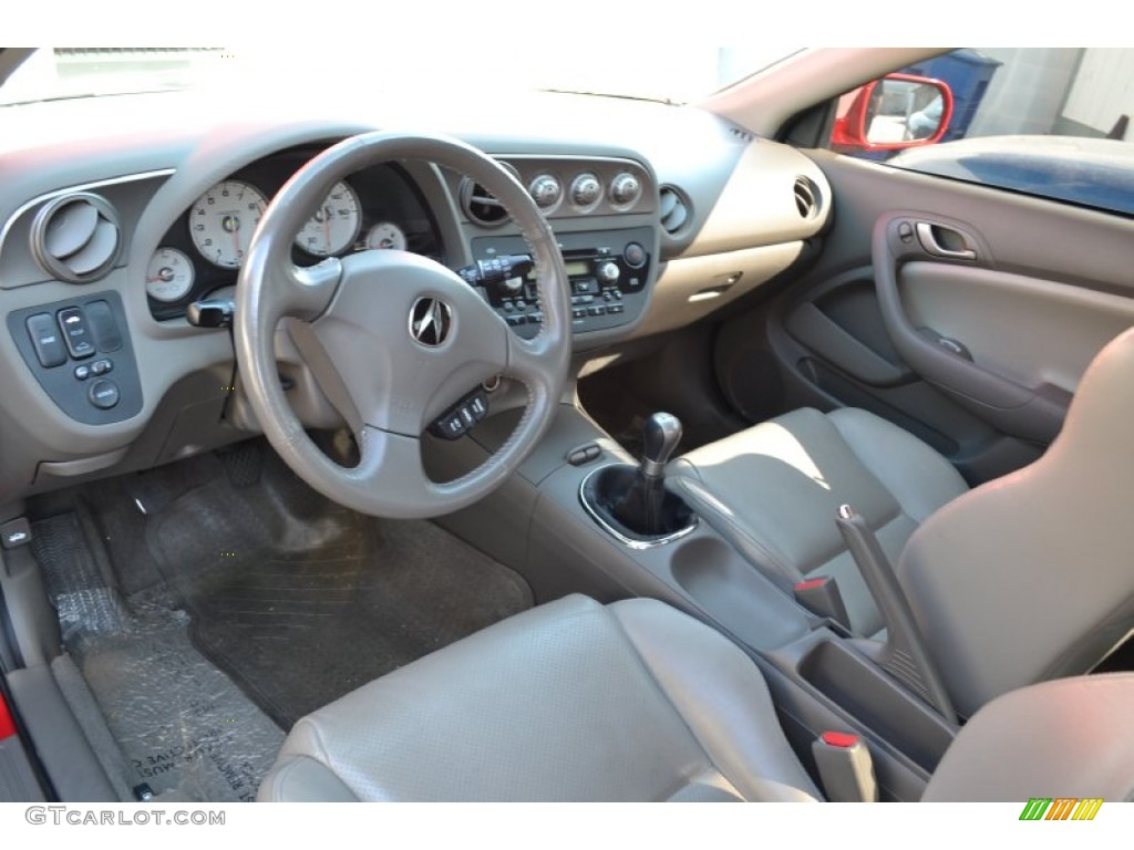 titanium interior 2006 acura rsx type s sports coupe photo. Black Bedroom Furniture Sets. Home Design Ideas