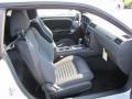 Dark Slate Gray Interior Photo for 2012 Dodge Challenger #53346010