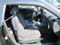 Dark Slate Gray Interior Photo for 2012 Dodge Challenger #53346286