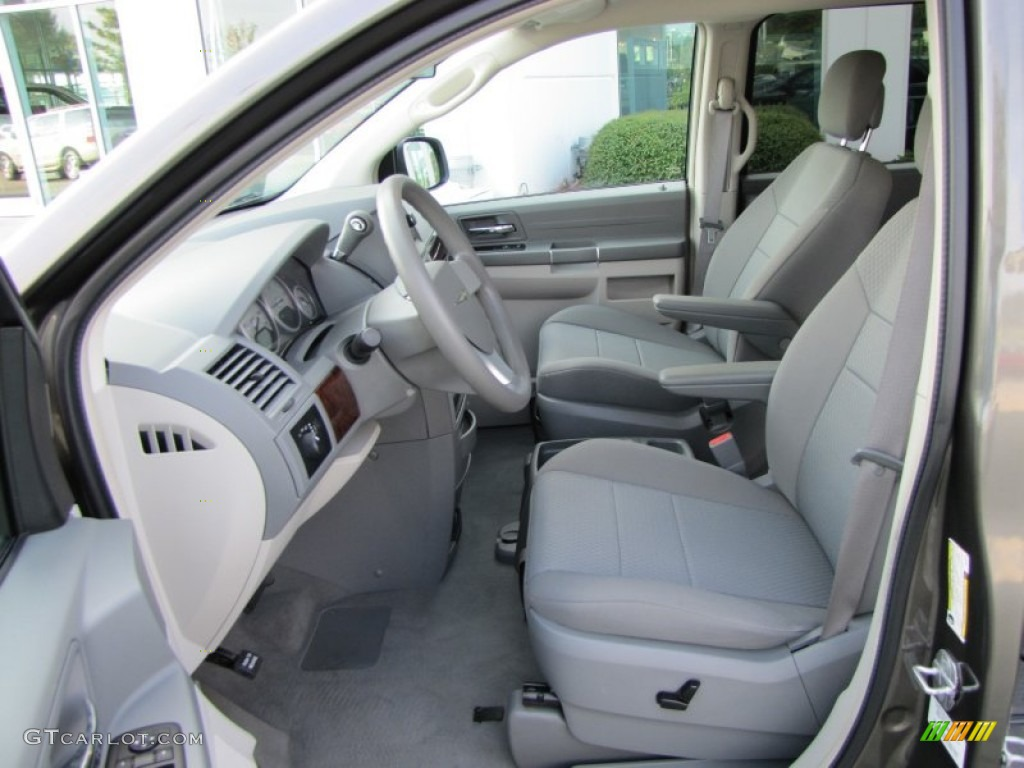2010 Chrysler Town Country Lx Interior Photo 53347477