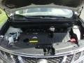 2011 Glacier White Pearl Nissan Murano SL AWD  photo #11
