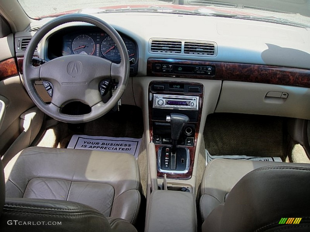 1999 Acura CL 3.0 Dashboard Photos