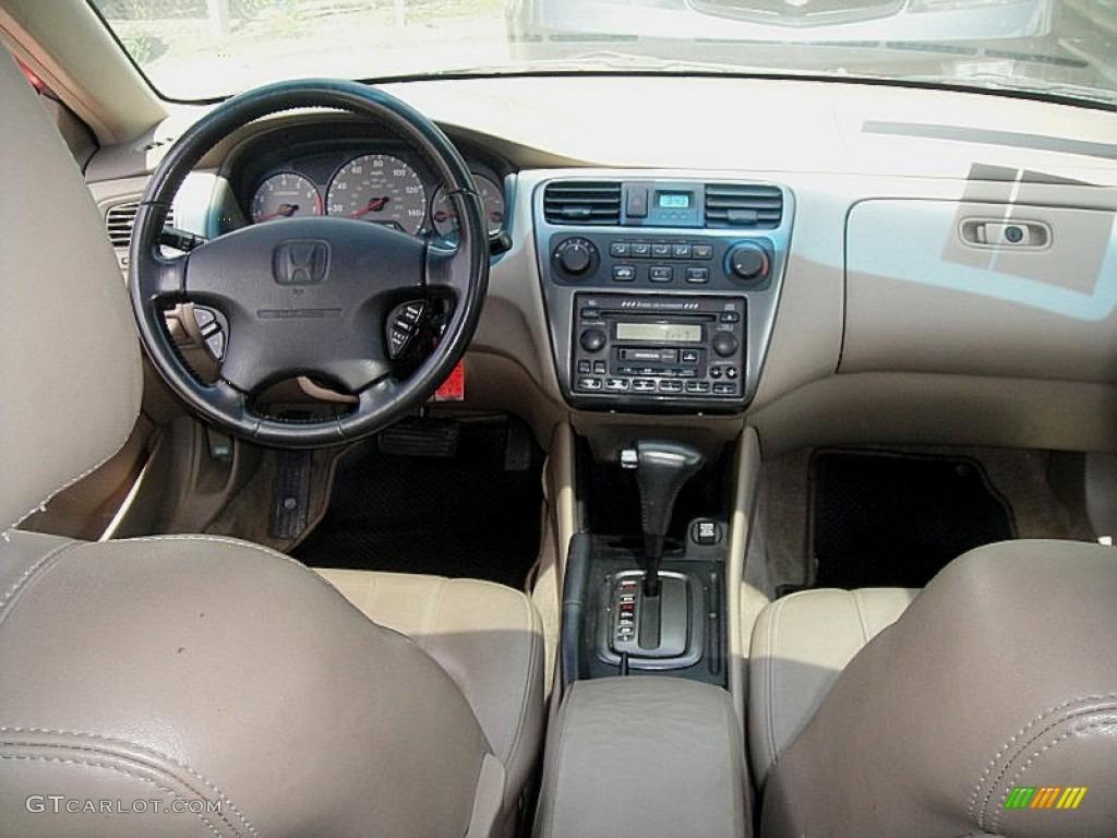 2001 Honda Accord EX Coupe Dashboard Photos