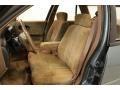 1995 Cutlass Supreme S Sedan Beige Interior