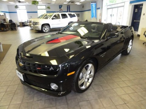 2012 chevrolet camaro ss 45th anniversary edition convertible data info and specs. Black Bedroom Furniture Sets. Home Design Ideas
