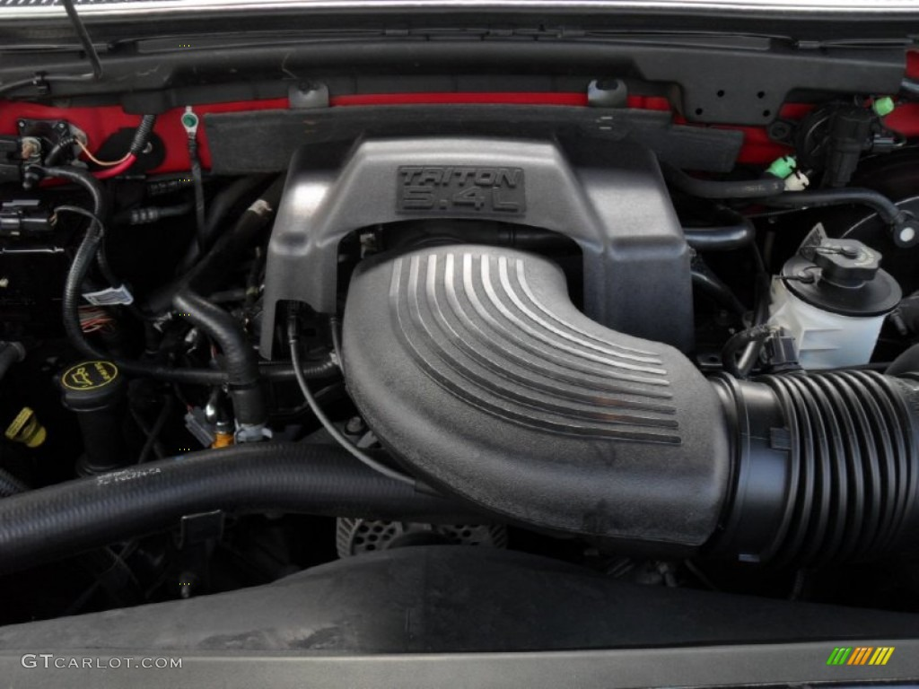 2001 ford f150 xl regular cab 4x4 5 4 liter sohc 16 valve for Motor ford f150 v8