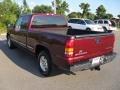 2000 Dark Carmine Red Metallic Chevrolet Silverado 1500 LT Extended Cab  photo #2