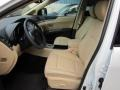 Desert Beige Interior Photo for 2011 Subaru Tribeca #53371871