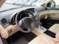 Desert Beige Dashboard Photo for 2011 Subaru Tribeca #53371889