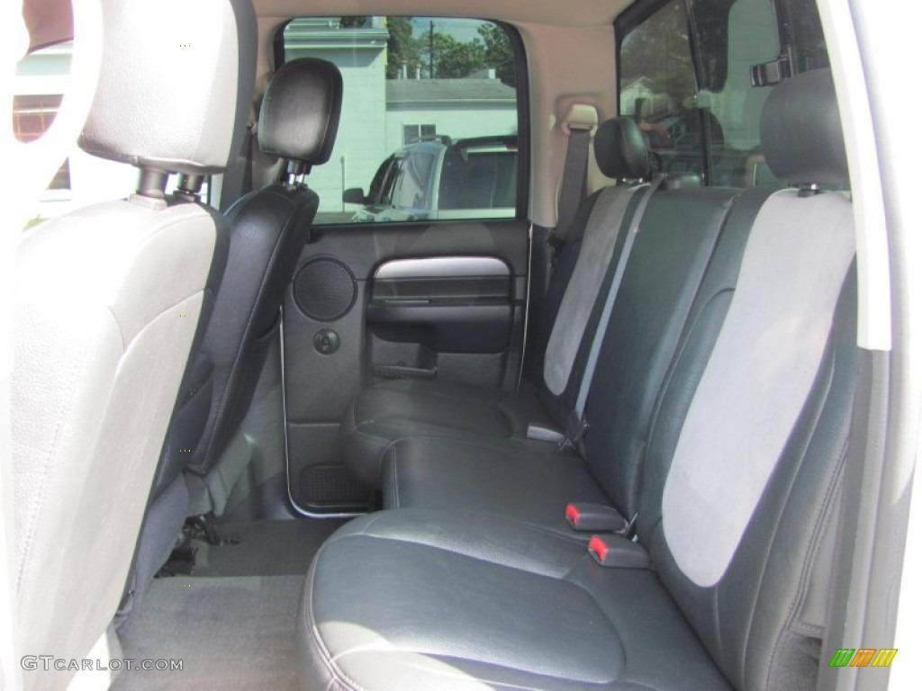 2005 Dodge Ram 2500 Laramie Quad Cab 4x4 Interior Photo