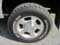 2005 Dodge Ram 2500 Laramie Quad Cab 4x4 Wheel and Tire Photo