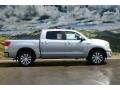 2011 Silver Sky Metallic Toyota Tundra Platinum CrewMax 4x4  photo #2
