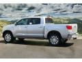 2011 Silver Sky Metallic Toyota Tundra Platinum CrewMax 4x4  photo #3