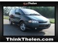 Dark Teal Metallic 1996 Pontiac Trans Sport SE