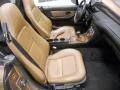2000 BMW Z3 Impala Brown Interior Interior Photo