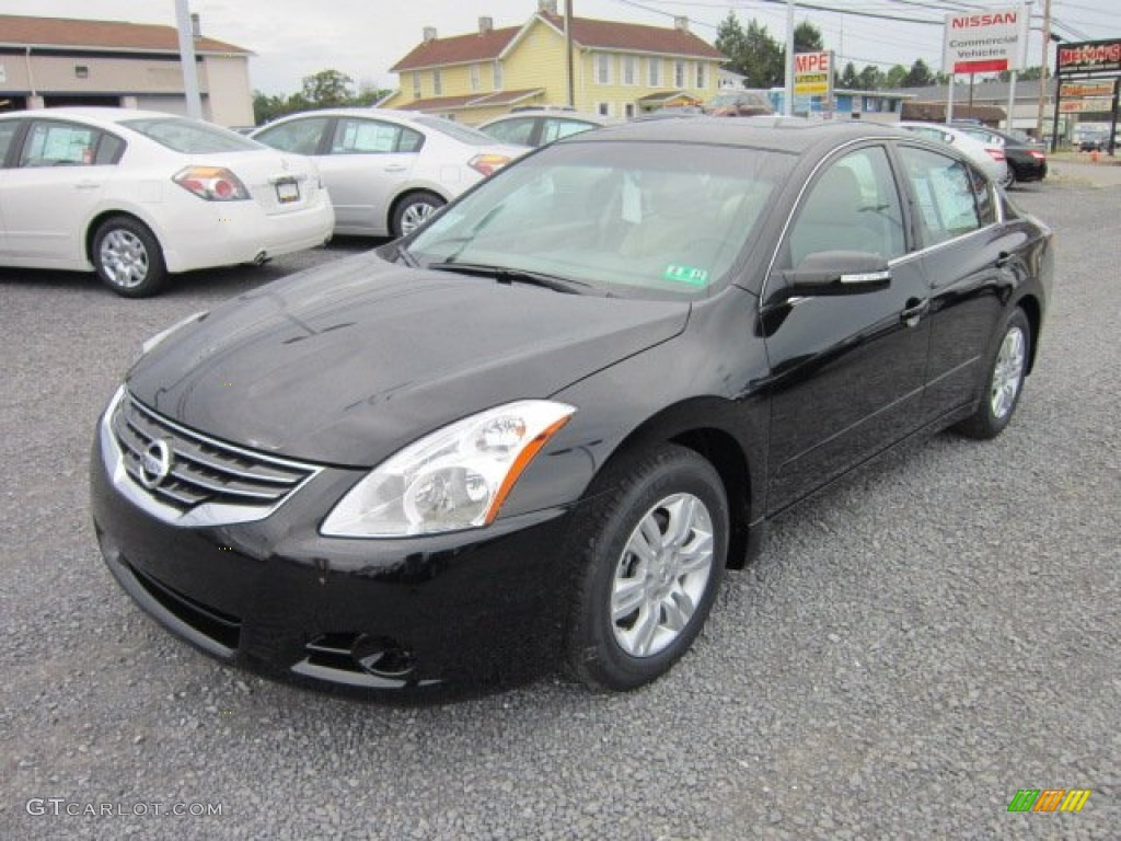Super Black 2012 Nissan Altima 2 5 S Exterior Photo 53377772 Gtcarlot Com
