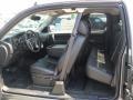 2011 Steel Green Metallic Chevrolet Silverado 1500 LT Extended Cab  photo #13
