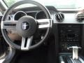 Dark Charcoal Steering Wheel Photo for 2007 Ford Mustang #53384447