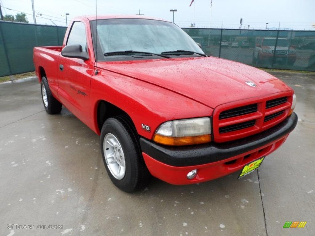 on 1997 Dodge Dakota Sport Specs