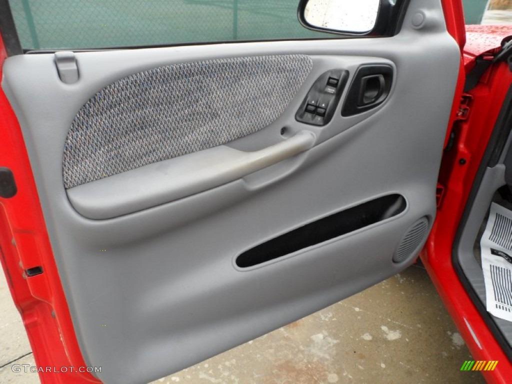 1997 Dodge Dakota Sport Regular Cab Agate Door Panel Photo 53388359