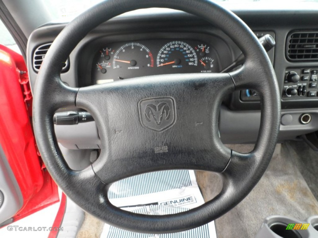 on 1995 Dodge Dakota Interior