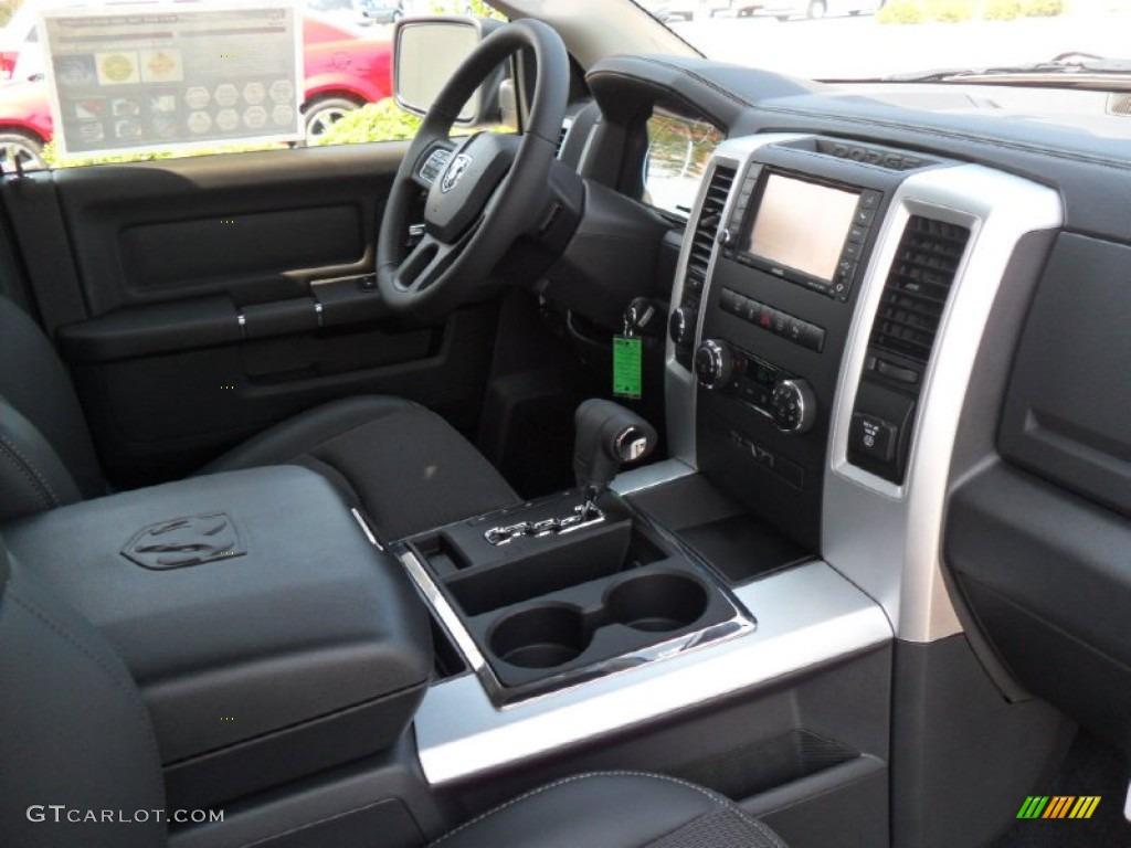 2012 Dodge Ram 1500 Sport Crew Cab 4x4 Interior Photo #53389604