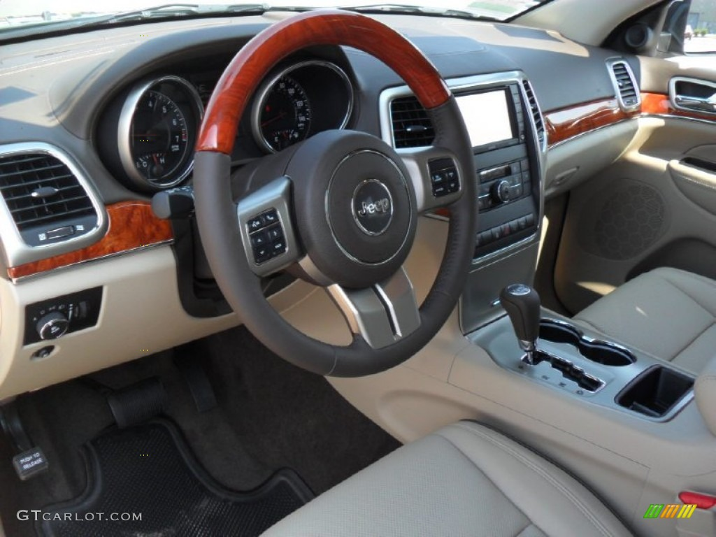 2012 jeep grand cherokee overland interior photo 53390132. Black Bedroom Furniture Sets. Home Design Ideas