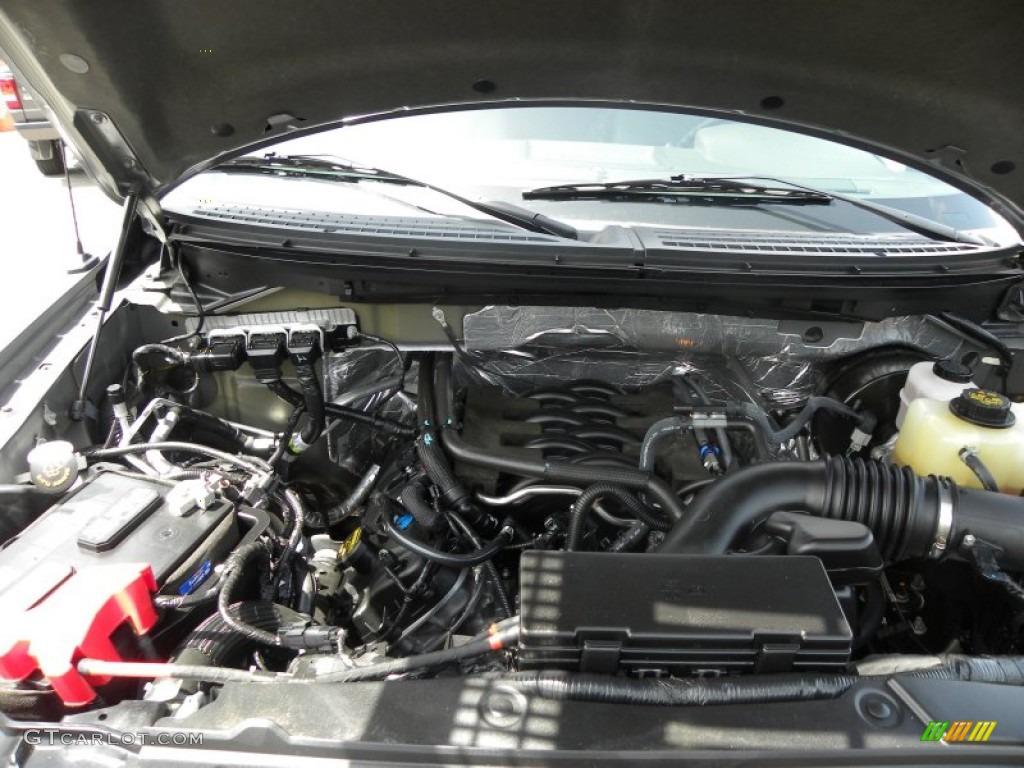 2005 ford f150 xlt supercab 5 4 liter sohc 24 valve triton v8 engine photo 53390534. Black Bedroom Furniture Sets. Home Design Ideas