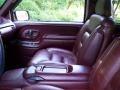 Burgundy 1995 Chevrolet Tahoe Interiors