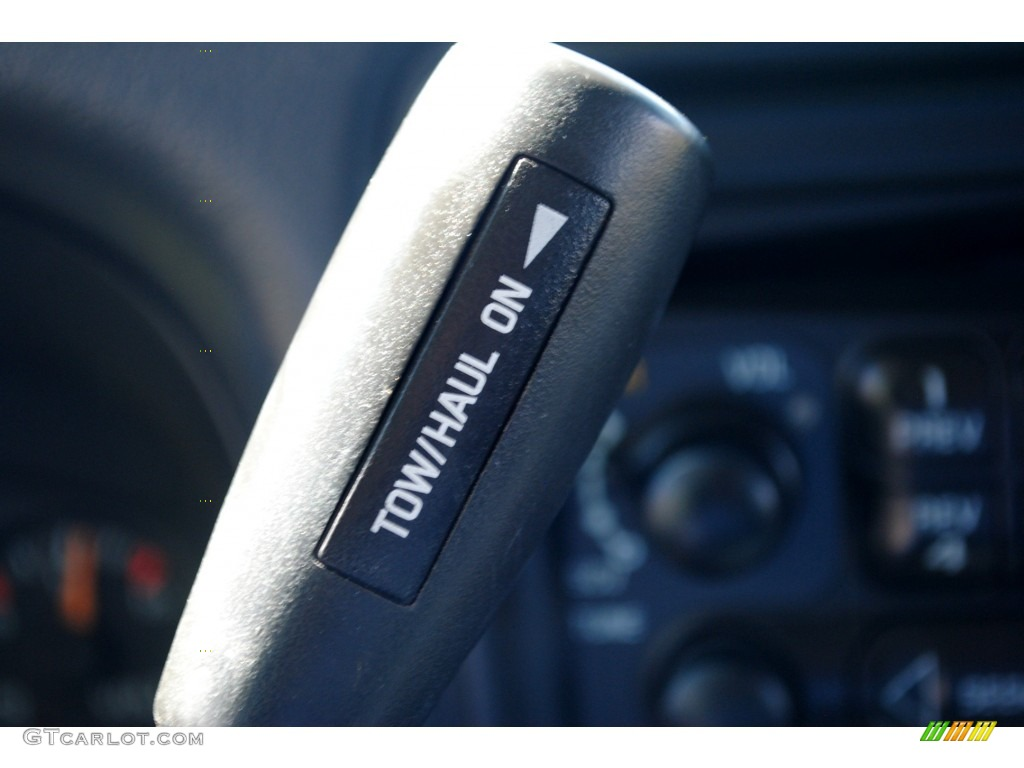 2002 Silverado 1500 LS Extended Cab 4x4 - Medium Charcoal Gray Metallic / Graphite Gray photo #24