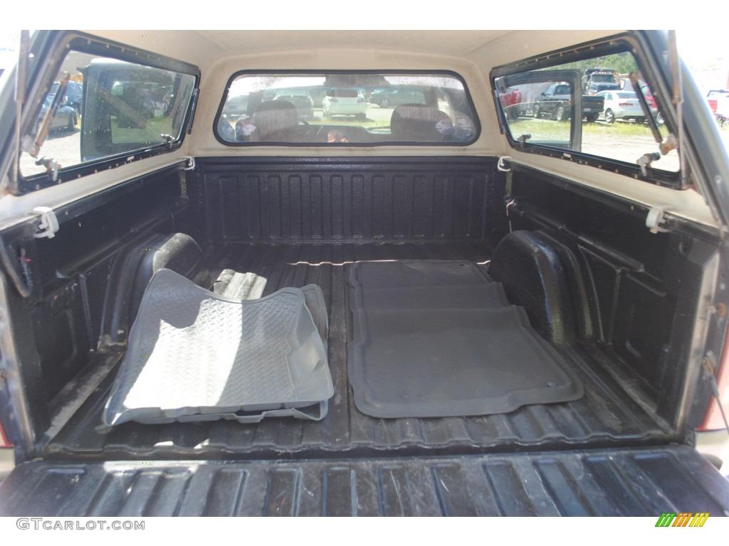 2002 Silverado 1500 LS Extended Cab 4x4 - Medium Charcoal Gray Metallic / Graphite Gray photo #31